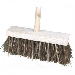 Yard Stiff Bass Broom Complete 13″ (325mm)